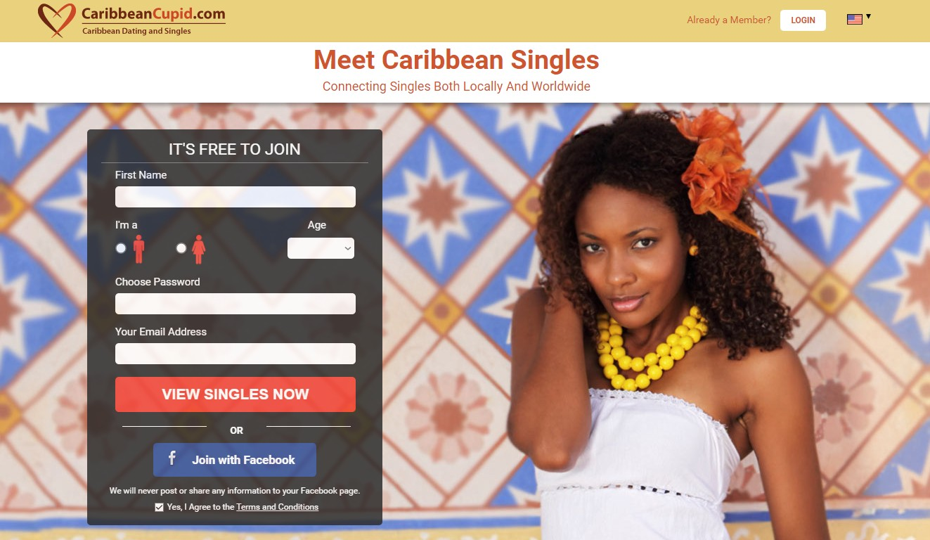 African caribbean dating sites