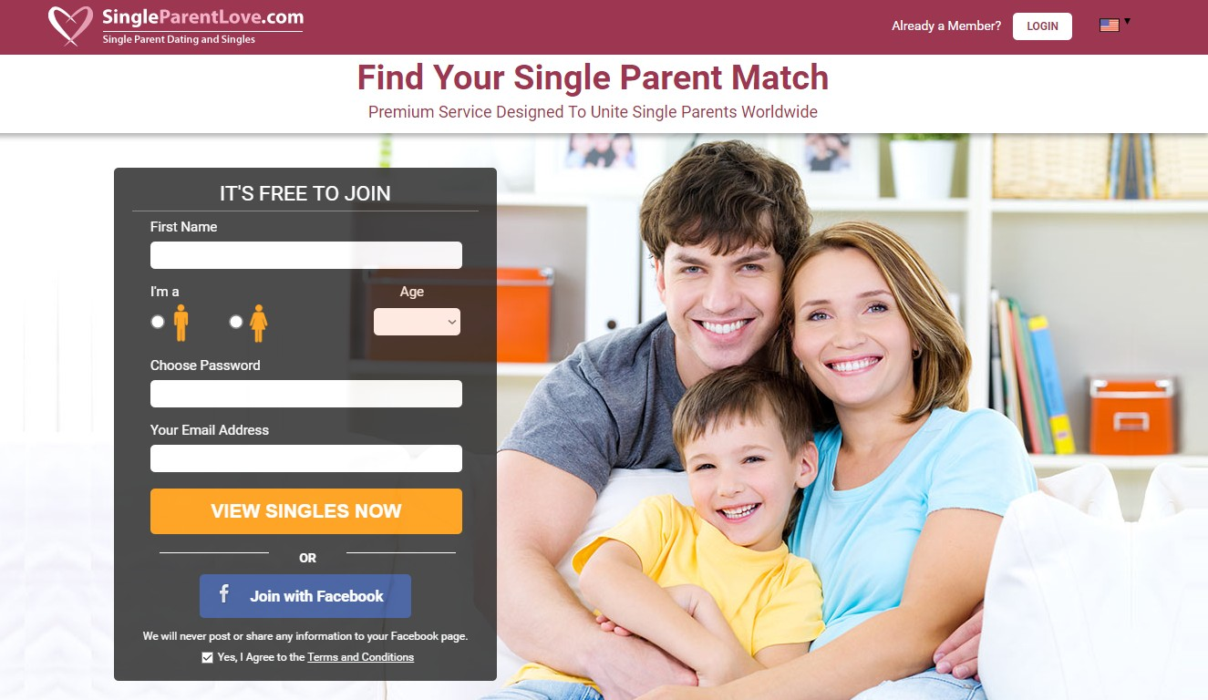 Totally free single parent dating sites
