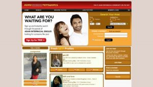 asian interracial personals