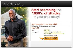wealthy black dating